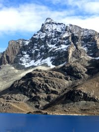 Central High Andes of Peru