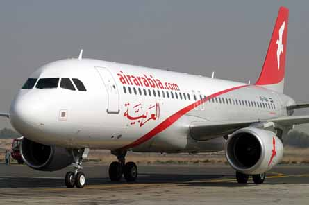 THE VIEW FROM FEZ: Air Arabia - new Moroccan flight schedule.