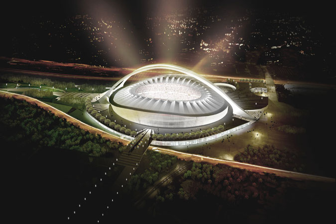 Fifa 2010 World Cup South Africa Stadiums