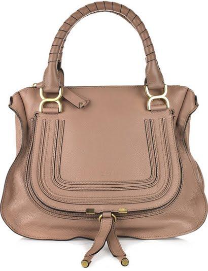 chloe handbags chloe marcie medium leather bag. Black Bedroom Furniture Sets. Home Design Ideas