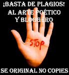 ¡STOP NO AL PLAGIO!