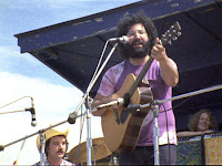 Jerry Garcia Canadian Train Tour - July 1970