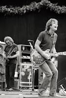 Jerry Garcia & Bob Weir 1982