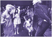 1966 Fillmore Auditorium dancing