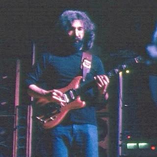 Jerry Garcia 10/25/73