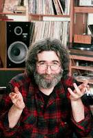 Jerry Garcia January 1982