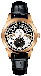 Regulator with Retrograde Hour Perrelet Watch