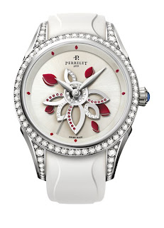 Diamond Flower Perrelet Watch