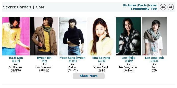 Korean drama secret garden for Secret garden korean drama cast