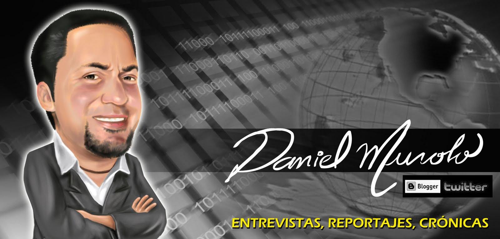 Daniel Murolo Periodista