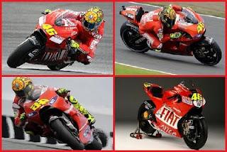 Rossi Ducati 2011