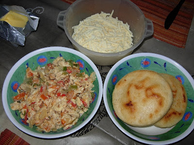 Venezuelan food and drinks recipe perico venezuelan scrambled eggs as befits a vibrant tropical country where eating great tasting food is an intrinsic part of the culture you get something far more exciting forumfinder Choice Image