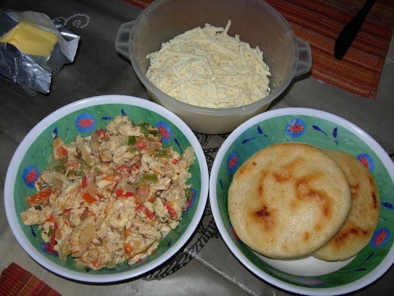 Venezuelan food and drinks recipe perico venezuelan scrambled eggs forumfinder Choice Image