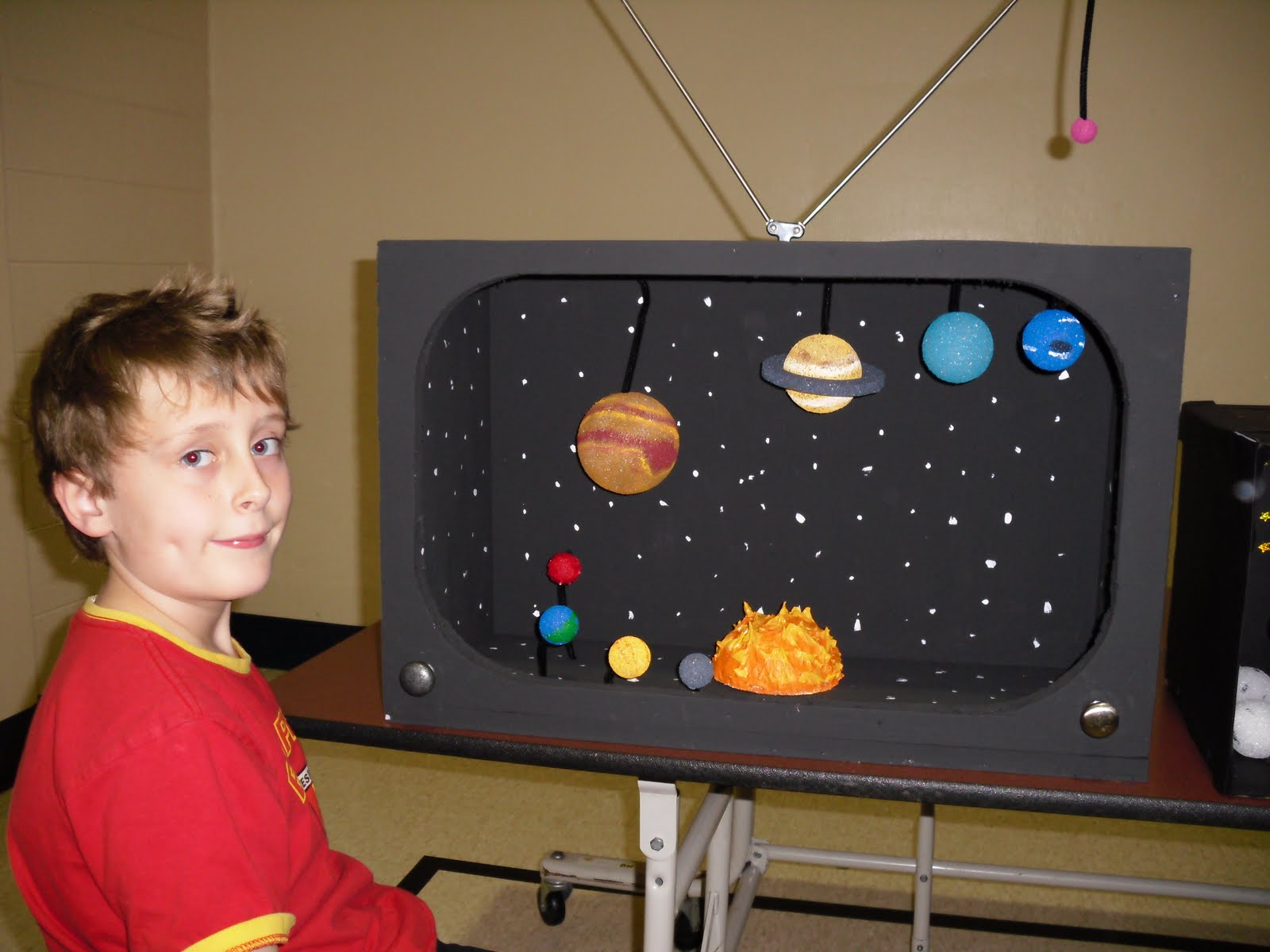 science solar system projects - photo #22