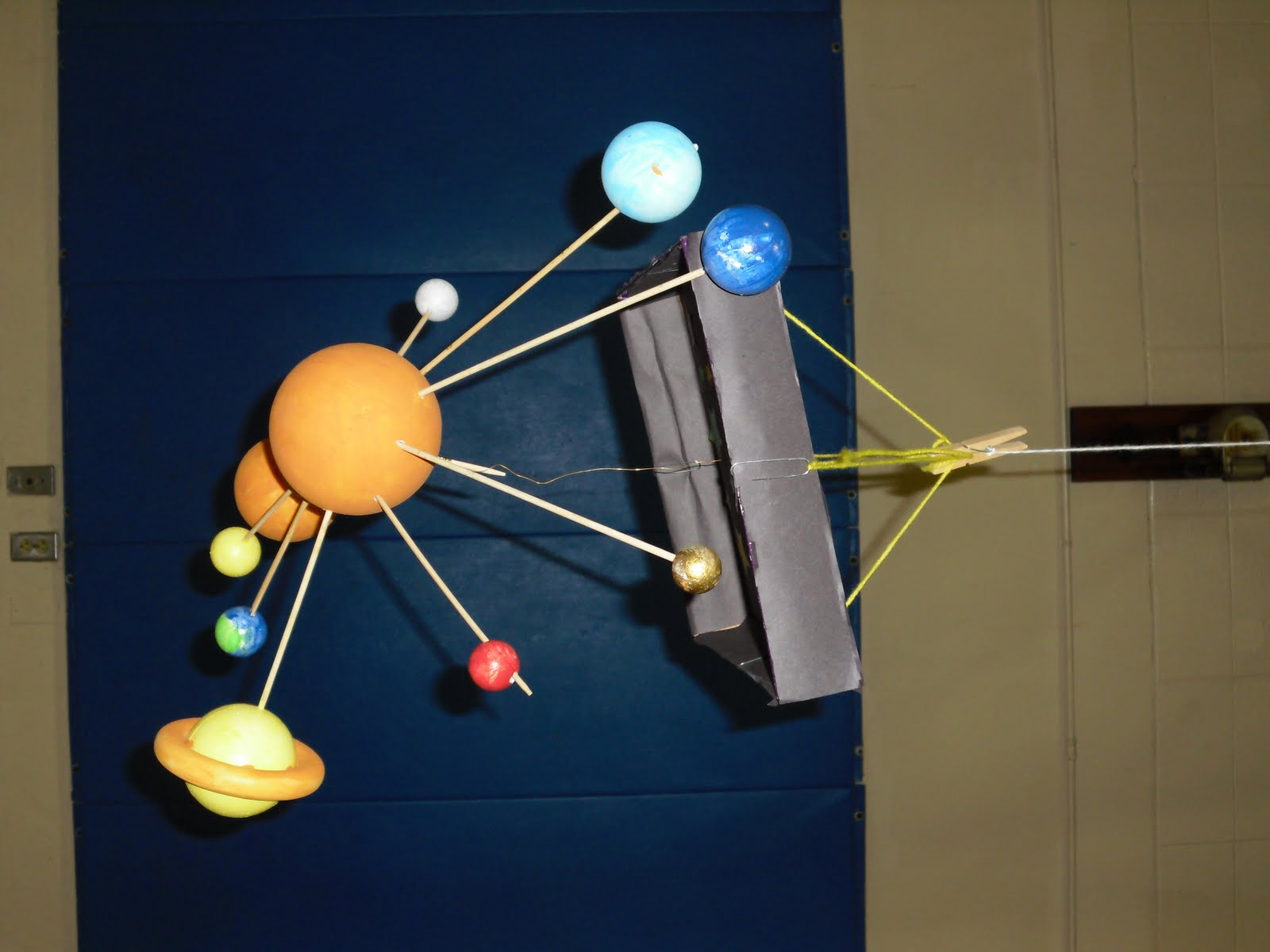 Solar System Projects For Middle Schoolers Solar System