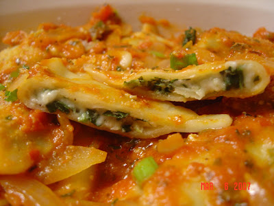 Indian style foodsrecipes collections and perparation details not in mood for an elaborate cooking here is something you can whip up really fast and elegant spinach ravioli with mushrooms i have used store bought forumfinder Gallery