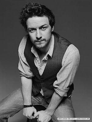Don't you just want to take James Mcavoy home, introduce him to mom and dad ...