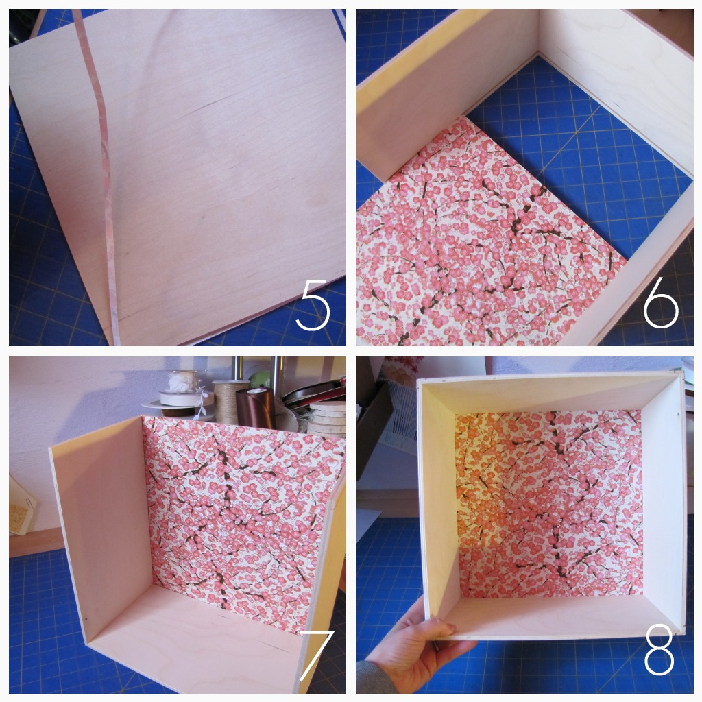Margotmadison: display your products using an ikea box and ...
