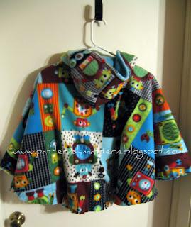 Ravelry: Customizable Crochet Poncho pattern by Patti