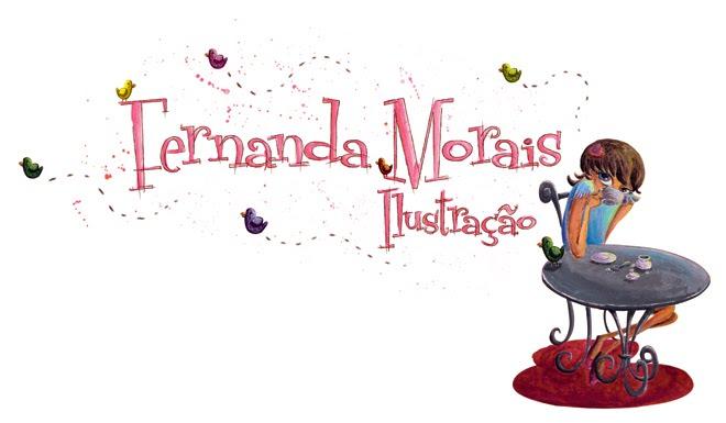 Fernanda Morais - Ilustração