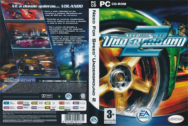 descargar need for speed underground 1 full espanol 1 link