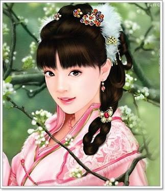 สาวจีน