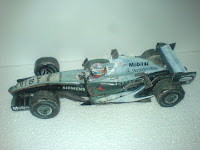 McLaren 2005 Montoya