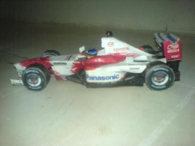 Toyota 2003 Da Matta
