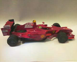 Ferrari 2008