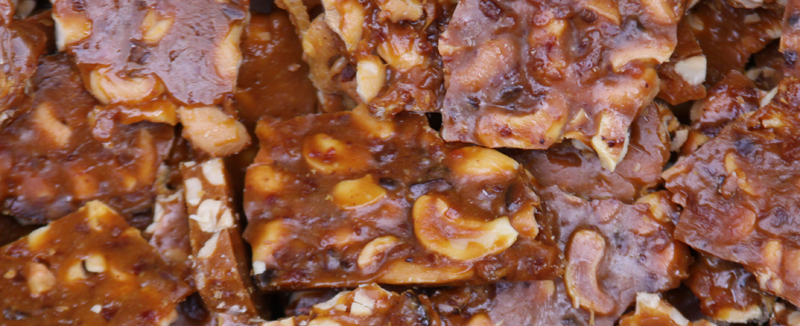 Toasted Cashew And Bacon Brittle Recipes — Dishmaps