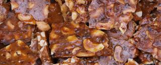 for bacon cashew brittle i used karen demasco s basic cashew brittle ...