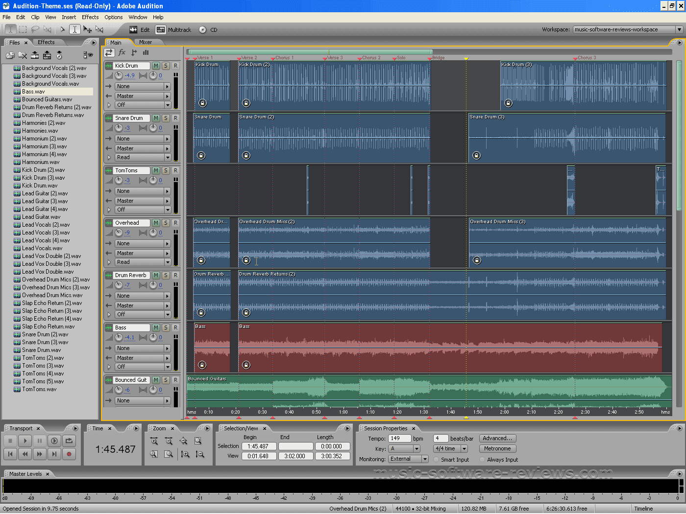 Adobe Audition Эффекты Звуки Эффекты Ааудиоэффекты
