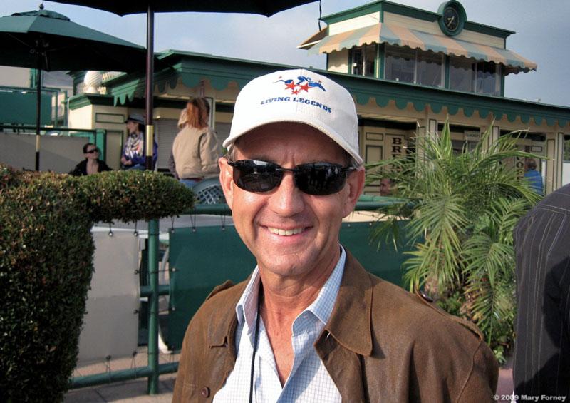 Jockey Jerry Bailey
