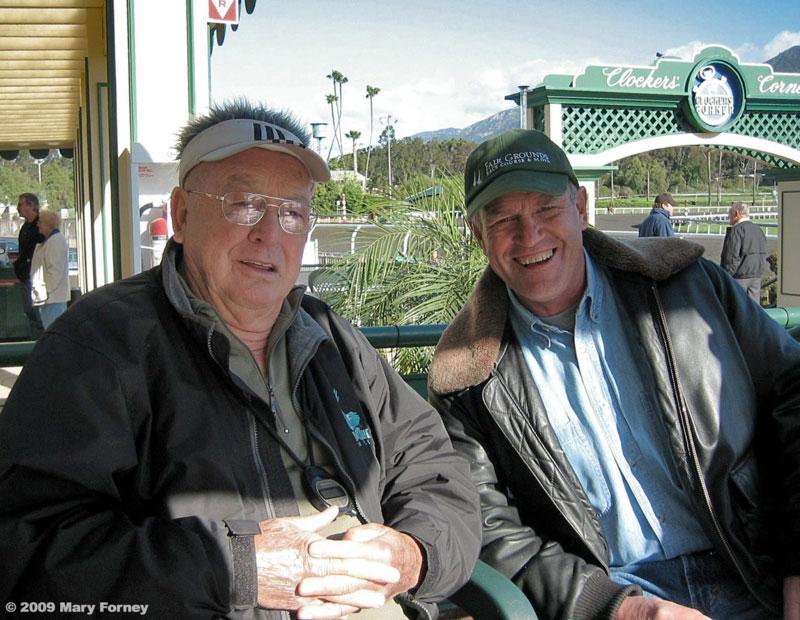 Mel and Gary Stute