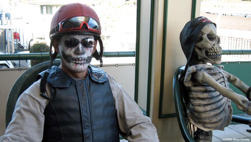 David Flores Halloween
