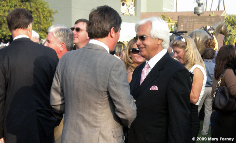 Bob Baffert Breeders Cup 2009