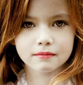 "Mackenzie Foy is Renesmee ""Nessie"" Cullen in The Twilight Saga"