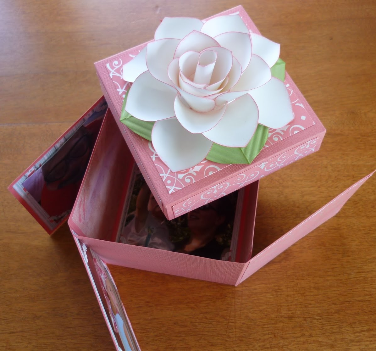 Papercrafts Love Affair Another Scrapbook In A Box