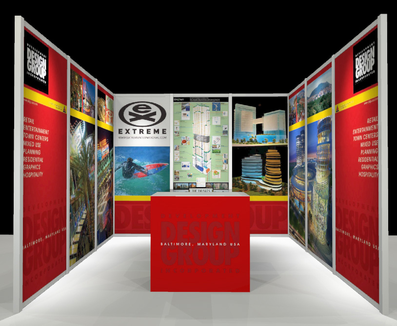 Modizmo Art and Design: Show Booth