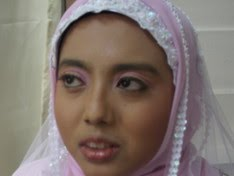 make up selepas