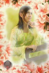 lace hijau