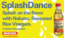 Nakano's Seasoned Rice Wine Vinegar