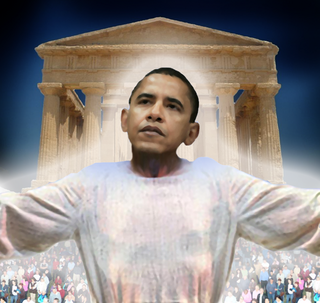 obama the mesiah