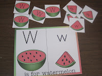 Prek Letter W Confessions Of A Homeschooler