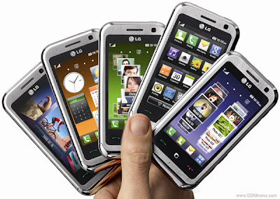 LG KM900 Arena Mobile