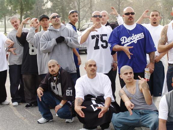 Mexican Cholos Be Like