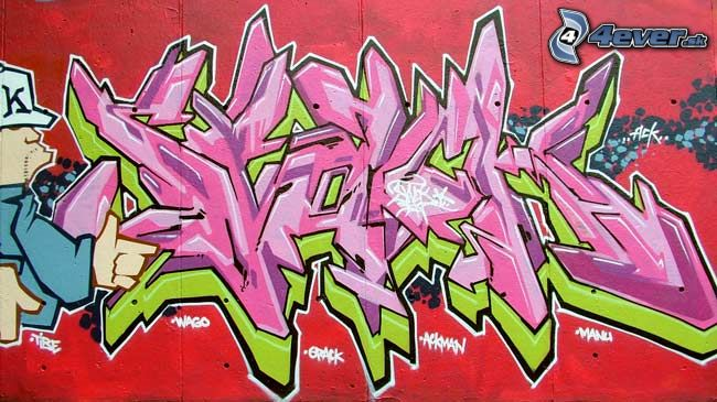 Graffiti: Punk Graffiti