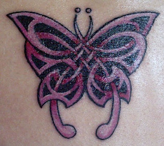 About Celtic Butterfly Tattoos