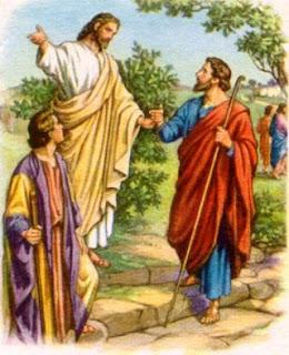 Evangelio 25 de Enero de 2011 JesusEnviaASusDiscipulos