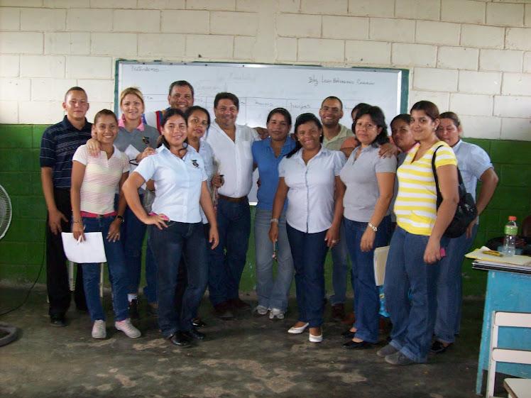 Profesores Participantes